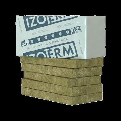 Минеральная плита П75М45 Izoterm 1000х600х100  - Фото №3